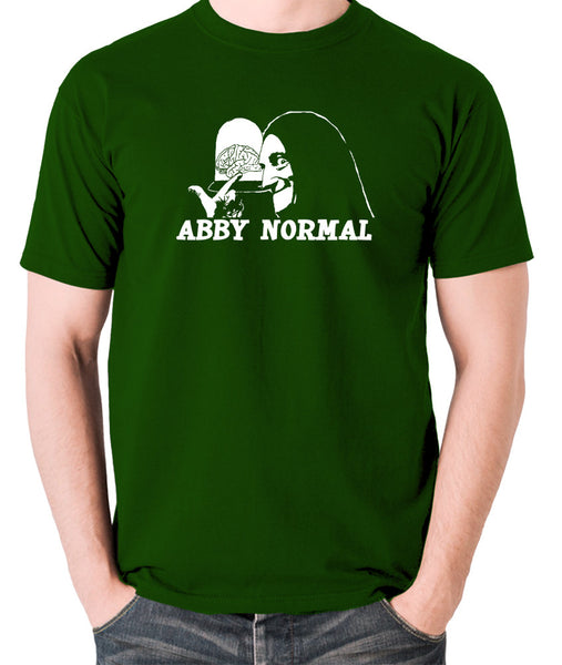 Young Frankenstein - Igor, Abby Normal - Men's T Shirt - green