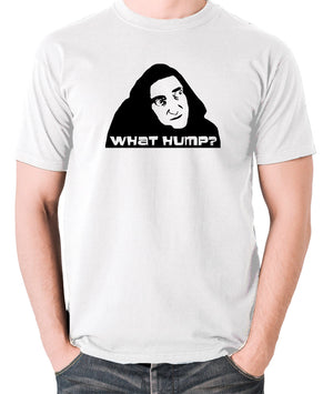 Young Frankenstein - Igor, What Hump? - Men's T Shirt - white