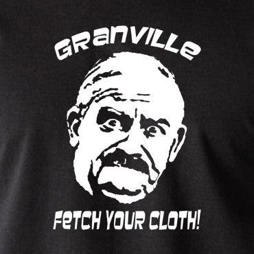 Open All Hours - Albert Arkwright, Granville Fetch Your Cloth - Men's T Shirt