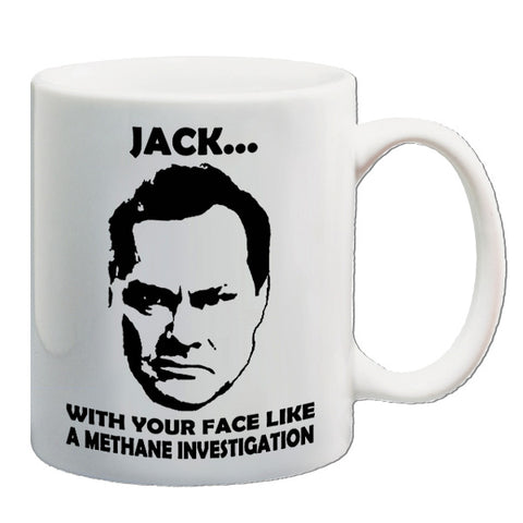 Vic And Bob | Jack...With Your Face Like A Methane Investigation | Mug