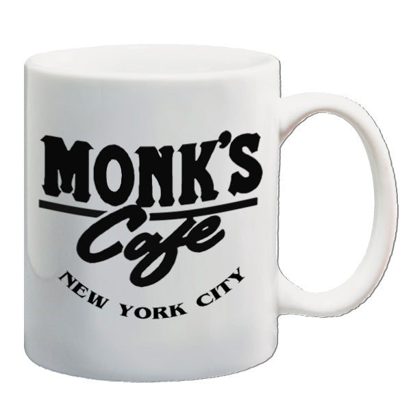 Seinfeld | Monk's Cafe New York City | Mug