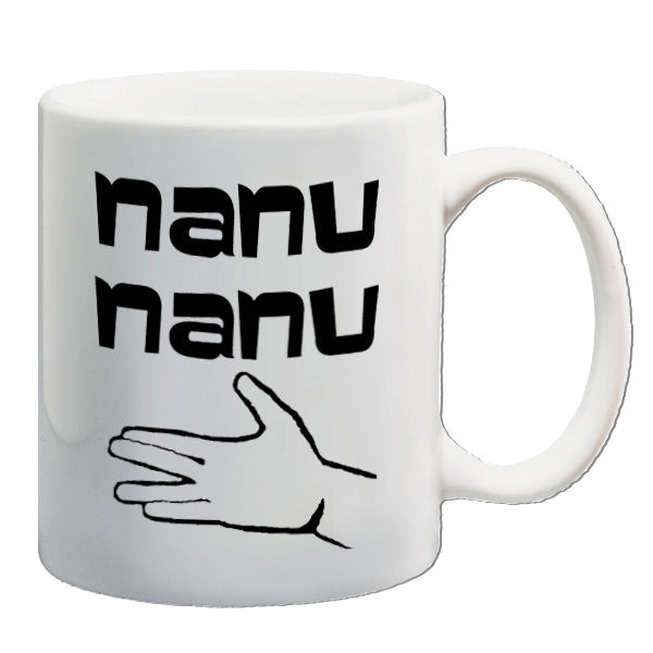Mork And Mindy | Nanu Nanu | Mug