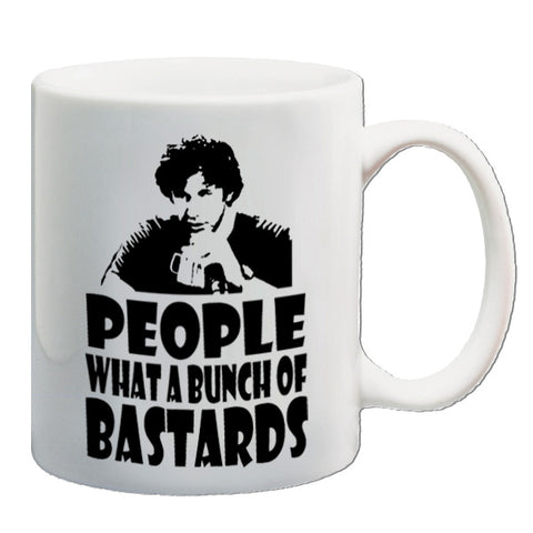 The IT Crowd | People, What A Bunch Of Bastards | Mug