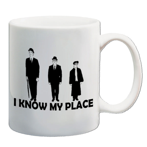 The Frost Report | I Know My Place | Mug