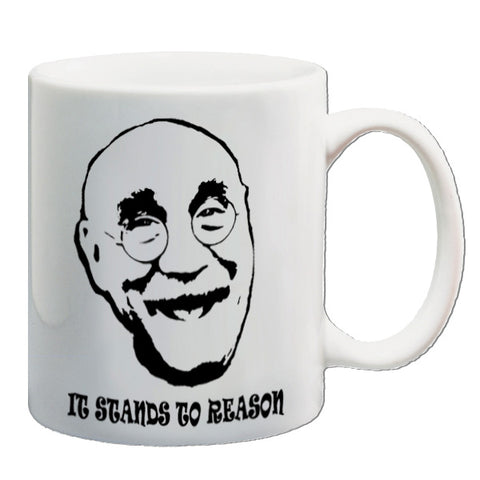 Alf Garnett - It Stands To Reason - Mug