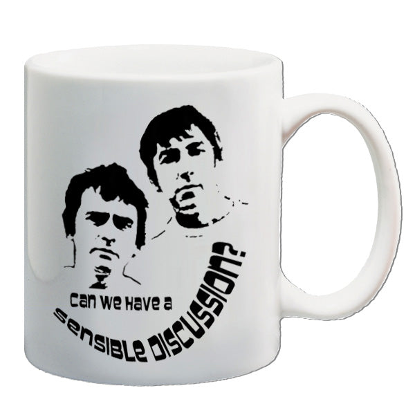 Derek And Clive - Can We Have A Sensible Discussion - Mug