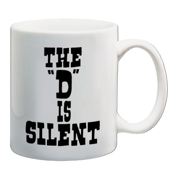 Django Unchained | The D Is Silent | Mug