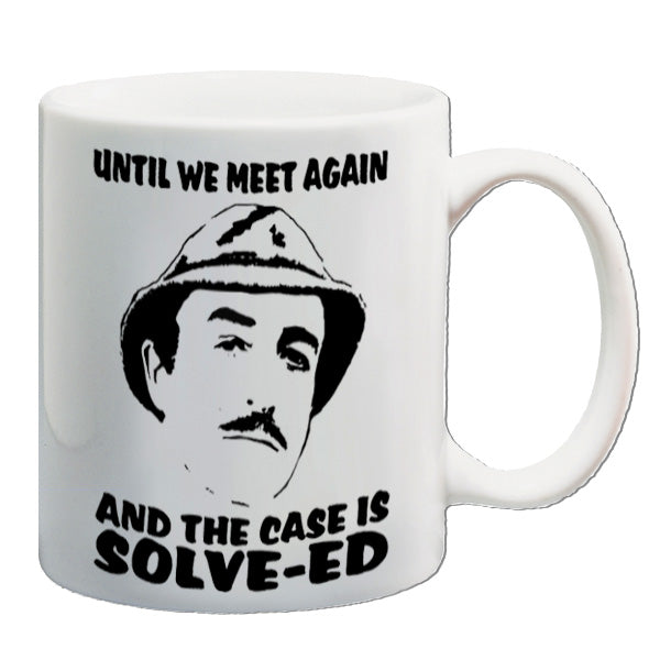 The Pink Panther - Until We Meet Again And The Case Is Solve-ed - Mug
