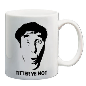 Frankie Howerd | Titter Ye Not | Mug
