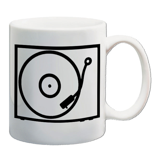 Record Player | 1970's Classic | Mug