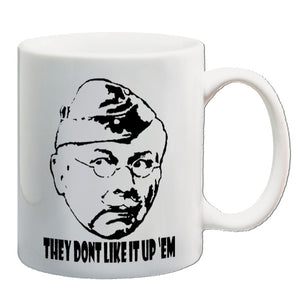 Dad's Army - They Don't Like It Up 'Em - Mug