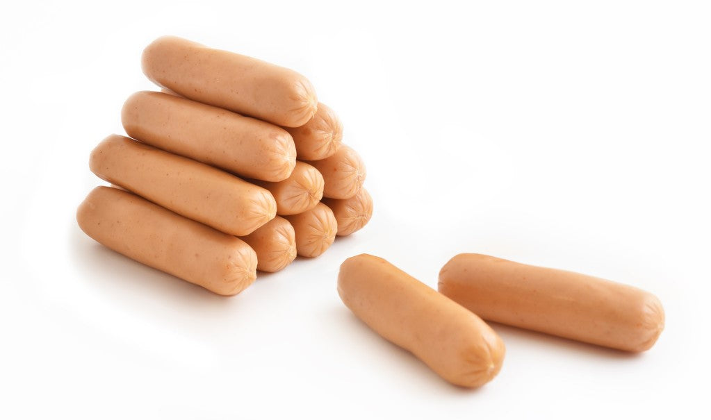 "Wieners, Soloway's Cocktail, 3"", 15pc/lb"