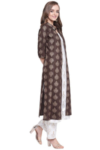 Cenizas Women's Cotton Salwar Suit