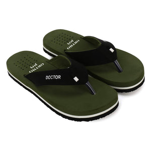 ORTHO JOY Extra Soft Men's Doctor Ortho Slippers - MSP002