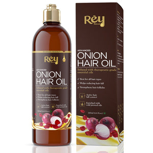 Rey Naturals Onion Hair Oil