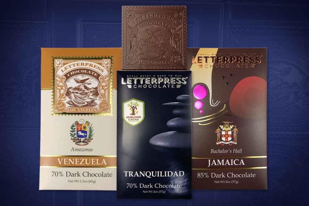 Micelli Interviews LetterPress Chocolate