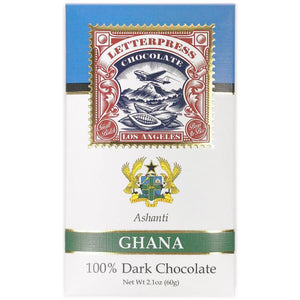 Wholesale - Ghana, Ashanti, 100% Dark Chocolate Case