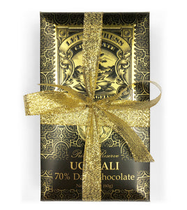 Deluxe Dark Chocolate Bar Gift Set