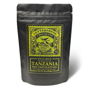 Wholesale - Tanzania Hot Chocolate Mix - Case (6 Bags)
