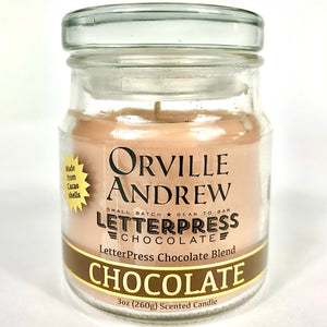 Cacao Candle - 3oz