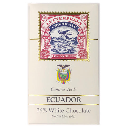 White Chocolate Camino Verde