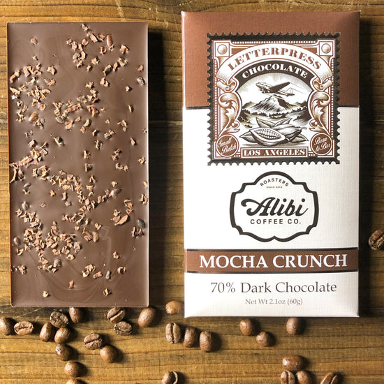 Buy LetterPress Chocolate Bean to Bar Chocolate Online