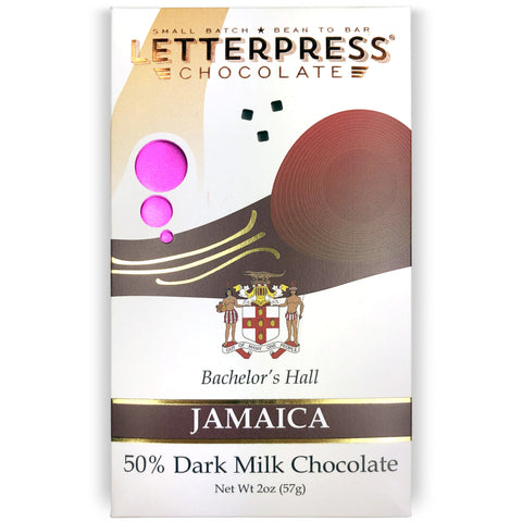 Bachelor's Hall, Jamaica 50% Dark Milk