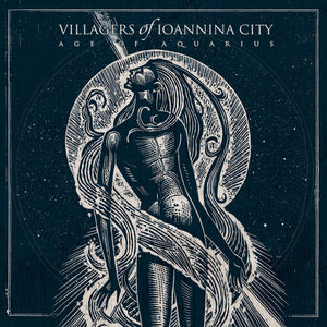 Villagers of Ioannina City's Age of Aquarius CD Cover art