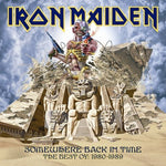 Iron Maiden Somewhere Back in Time The Best Of 1980-1980 CD