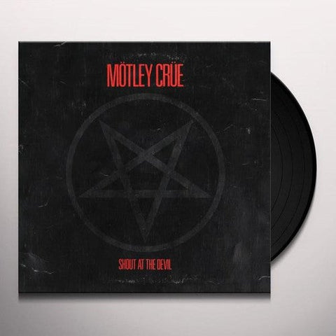 Motley Crue Shout at the Devil 180g Lp
