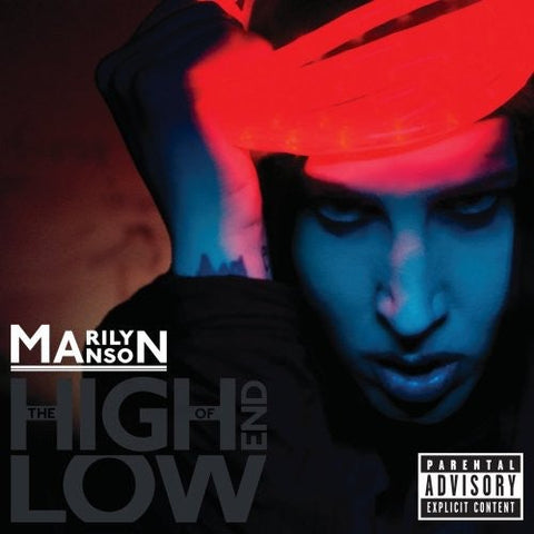 Marilyn Manson The High End Of Low [Explicit Content] CD