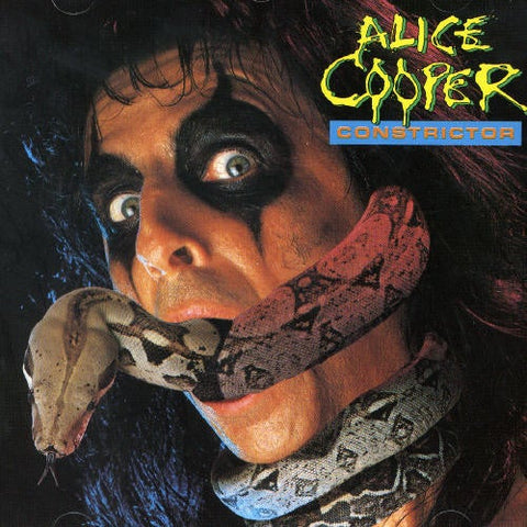 Alice Cooper Constrictor CD
