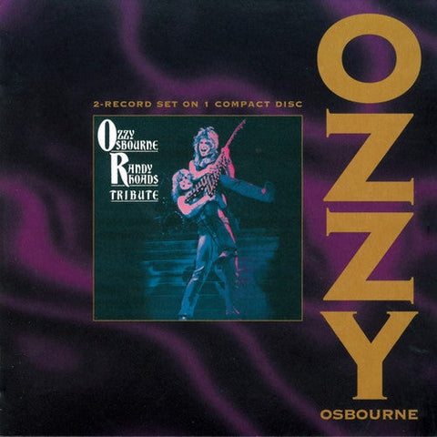 Ozzy Osbourne Tribute CD