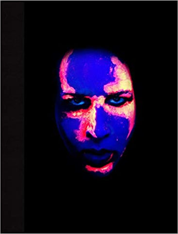 Marilyn Manson 21 Years in Hell Book