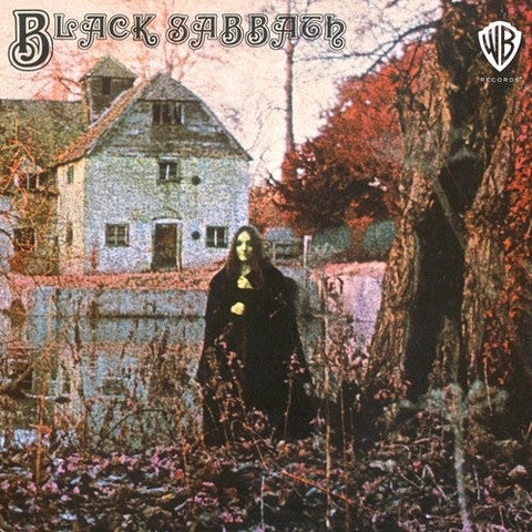 Black Sabbath S/t CD