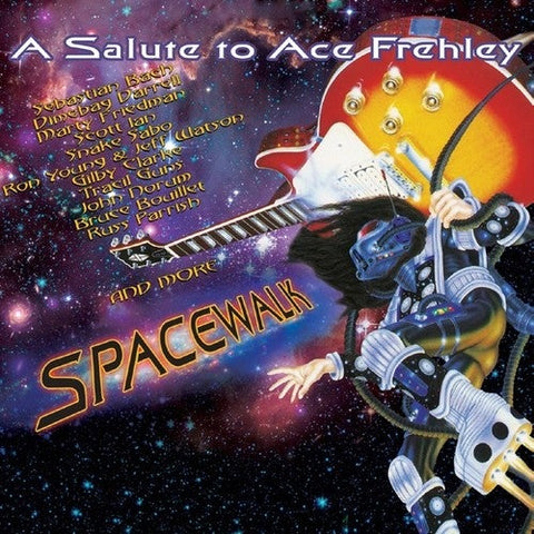 Spacewalk - A Salute To Ace Frehley / Various (Digipack Packaging)