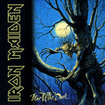 Iron Maiden Fear of The Dark CD Digipak Remastered Studio Collection