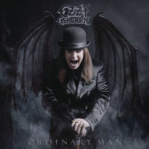 Ozzy Osbourne Ordinary Man (140 Gram Vinyl, Download Insert)