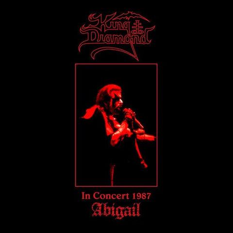 King Diamond In Concert 1987 Abigail Live (Picture Disc Vinyl LP, Limited Edition)