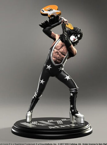 Knucklebonz - KISS - Paul Stanley (Alive!) Rock Iconz Statue