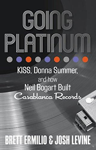 Going Platinum Book by Brett Emilio
