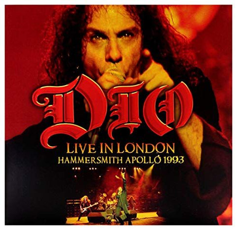 Dio Live In London-Hammersmith Apollo 1993 (Limited 2Lp Vinyl)