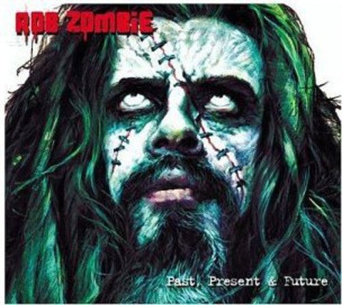 Rob Zombie Past Present & Future with DVD Digipack