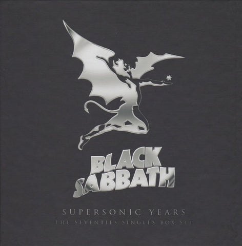 Black Sabbath Supersonic Years: The 70s Singles box set