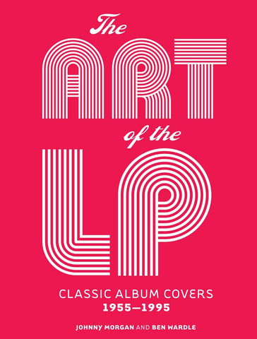The Art of the Lp Large Hardback Coffee table book