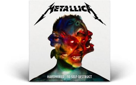 Metallica Hardwired...to Self-Destruct Box Set Edition and/or 180g double black lp