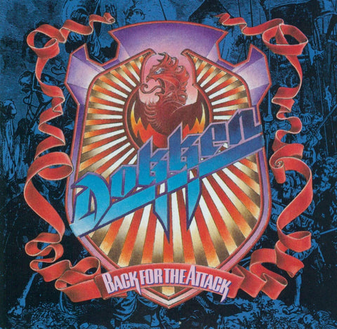 Dokken Back for the Attack CD