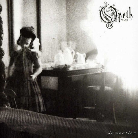 Opeth Damnation [Import] CD
