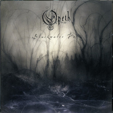 Opeth Blackwater Park CD (German Import)