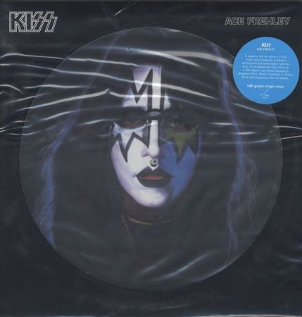 Kiss Ace Frehley Picture Disc (import)